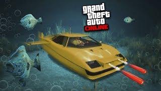 YENİ 7.128.009$ SUYUN ALTINDA GİDEN ARABA !! - GTA 5 TROLLHayat Online DLC