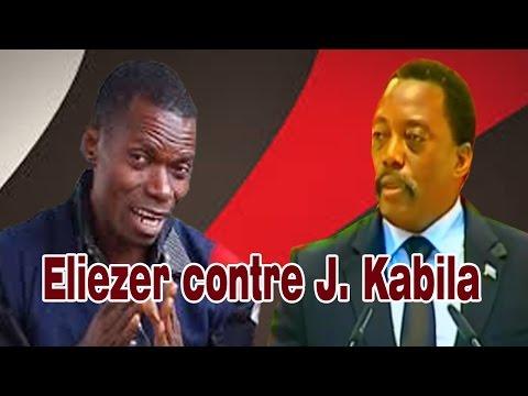RD CONGO: NDEKO ELIEZER CRACHER SUR JOSEPH KABILA - rtg afrique