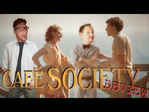 Cafe Society - Movie Review