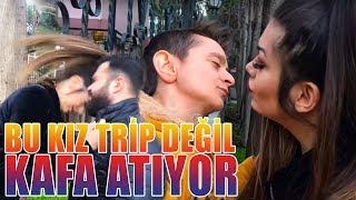 BU KIZ TRİP DEĞİL KAFA ATIYOR   feat. SİMGE BARANKOĞLU