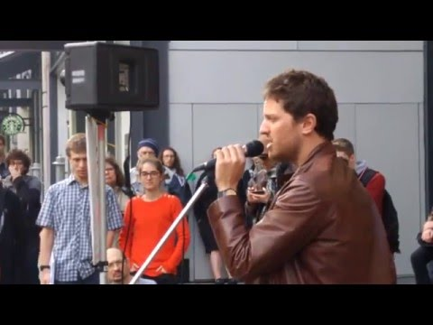 NuitDebout Montreal - @mattdamours live (22/04/2016)