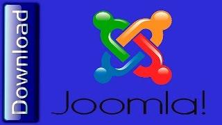 Как скачать JOOMLA 3.4.8