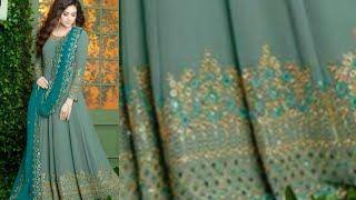 Anarkali gown review|online anarkali suits||anarkali dress review|online shopping