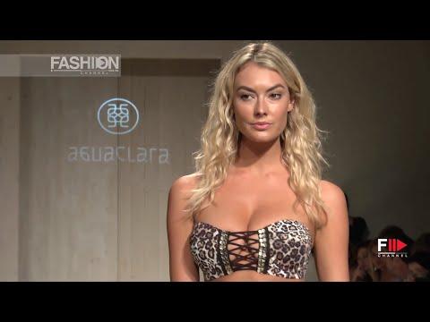 AGUACLARA Full Show Fall 2016 | Miami Fashion Week by Fashion Channel