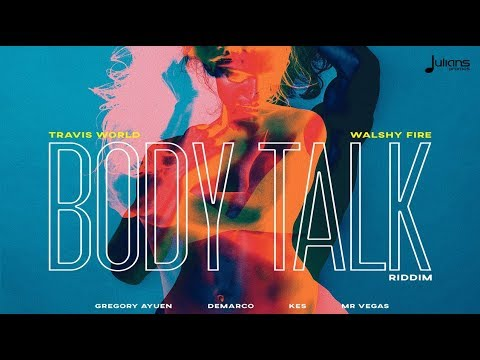 "Kes - Where Would I Be (Body Talk Riddim) ""2018 Soca"" [Walshy Fire x Travis World]"