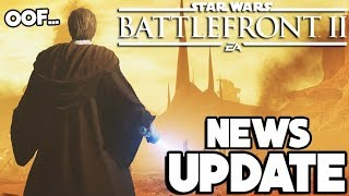 Star Wars Battlefront 2 - NEW Map for HvV and Blast Coming, Arcade Content and More!