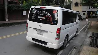 Toyota Hiace Super GL 2007 | সস্তায় গাড়ি চান ? | Diesel Hiace | 01915371822