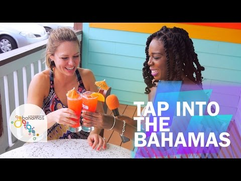 Tap Into The Bahamas | The Today Show (Talk Like A Bahamian) | Season 1 Ep 1