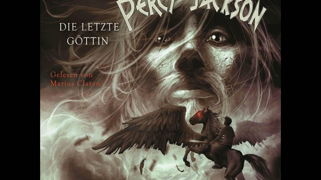 Preis bleibt stabil Professionel billig werden Percy Jackson - Die letzte Göttin (Teil 5)