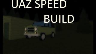 Roblox Speedbuild! UAZ Speedbuild!