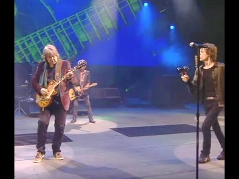 The Rolling Stones & Mick Taylor - Can't You Hear Me Knocking - Glastonbury