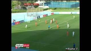 Marouane Hlal vs Valencia - Torneo Hamdan Bin Mohamed U18 (Dubai) 2017 Video