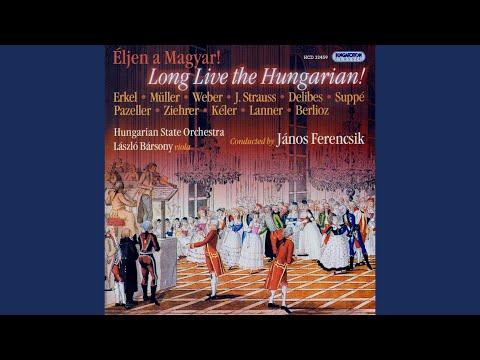Hector Berlioz: Rákóczi-induló - Marche Hongroise A Faust Elkárhozása Című...