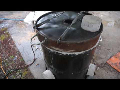 Aluminum Furnace Melting Some Pistons