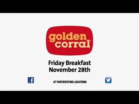 tv spot golden corral thanksgiving day buffet new family tradition - Is Golden Corral Open On Christmas Day 2014