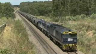 NSW Railways - Jan 2009 - Part 2 of 4