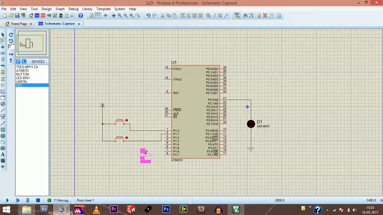 Colorful Schematic Capture Software Free Embellishment - Electrical ...