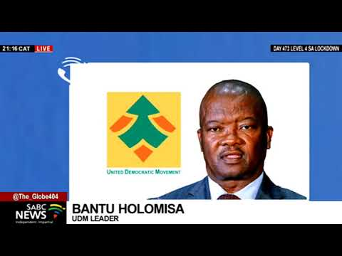 Political parties react to President Ramaphosa's response to persistent public violence