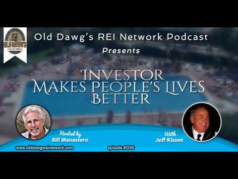 035: Investor Makes People's Lives Better