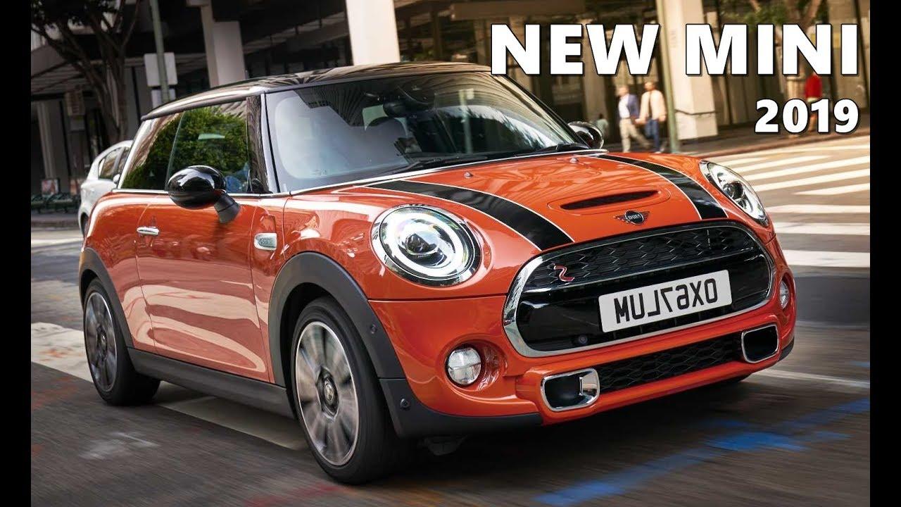 New Mini 2019 Detailed Look Exterior Interior Drive