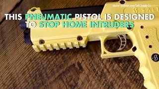 Modern Pistol Invention | Science Revolution