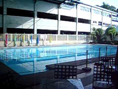 sacred heart center swimming pool youtube