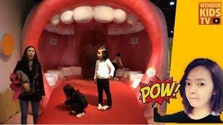 신기한 인체 박물관 l 어린이 박물관 인체의 신비 과학의 비밀을 풀어라! l Children's  Museum l indoor playground for kids