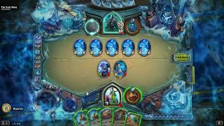 Hearthstone Knights of the Frozen Throne The Lich King Druid Cheap Deck 1