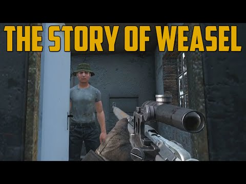 THE STORY OF WEASEL (DayZ Standalone)