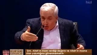 Peyganberimizin yüzü suyu hürmetini katma şirktir Allah'tan iste. - Prof.Dr. Mehmet Okuyan