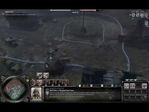 Company of Heroes 2 - The Southern Fronts General Mud (General)
