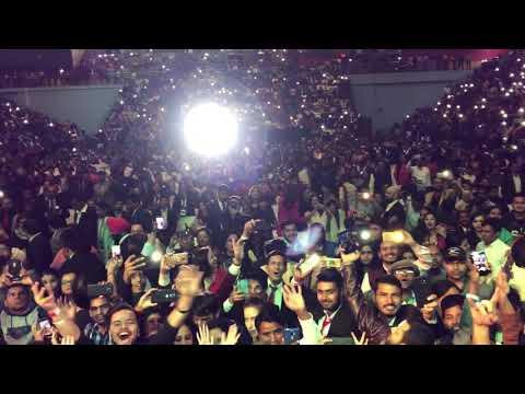 Guru Randhawa - Packed show at Thyagaraj Sports complex