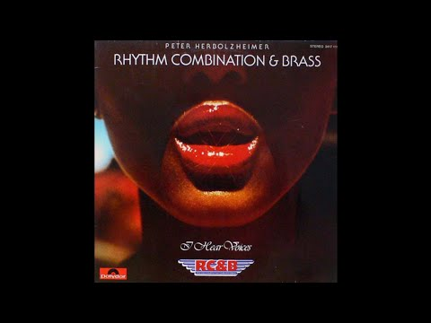 Jazz Funk - Peter Herbolzheimer Rhythm Combination & Brass ‎ - I Hear Voices