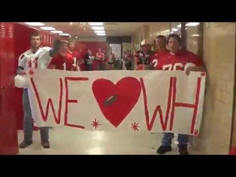 West Hancock High School Spirit Video 2015