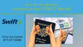 China Visas with Swift Passport Services