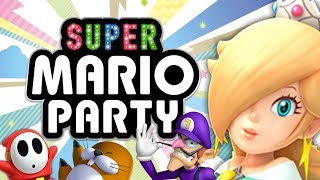 Super Mario Party - BABY'S FIRST PARTY  (4-player Gameplay)