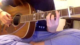 Ngỡ Đâu Tình Đã Quên Mình - short guitar cover