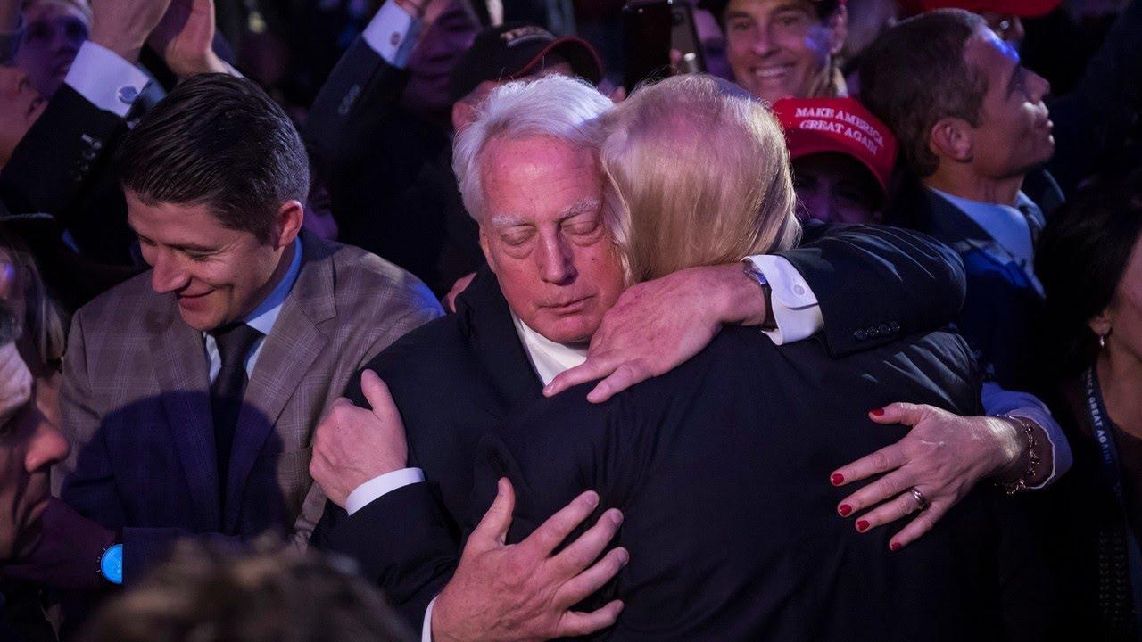 Washington Post slammed for 'sick' obituary headline about Robert Trump
