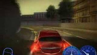 european street racing pc gameplay (i drive)