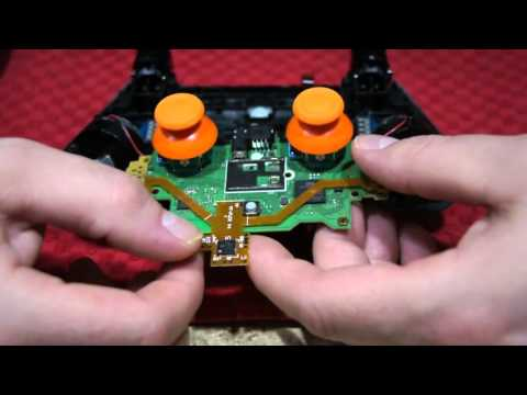 DIY PS4 Modded Controller PS4 TrueFire-FLEX install
