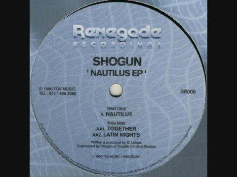 shogun / artemis - nautilus