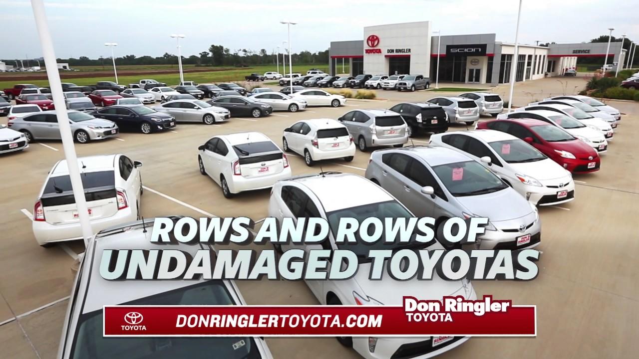 Don Ringler Toyota Hail