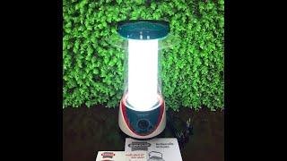 Đèn sạc tích điện siêu sáng Sunhouse SHE-6707LA - Đèn dự phòng cúp điện đa năng