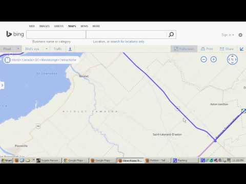 An alternative to the new Google Maps Lite which is closer to Google Maps Classic: Bing Maps!