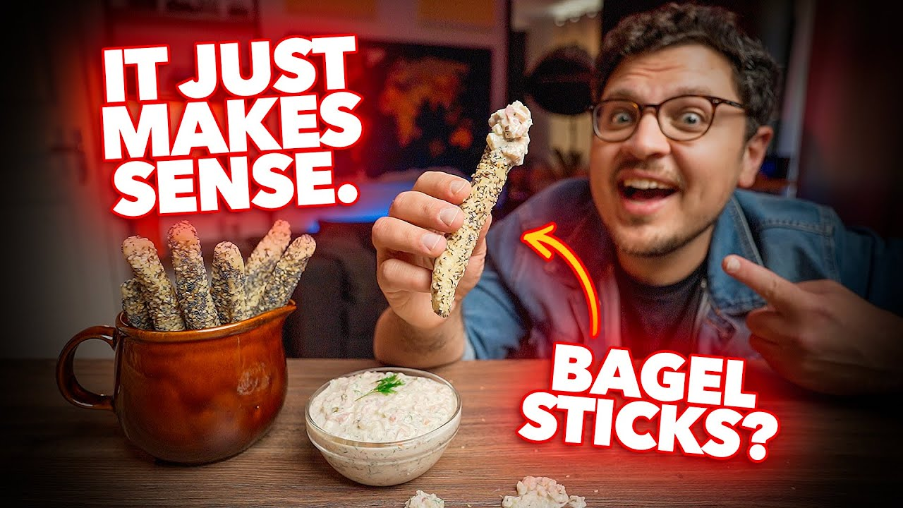 I Tried to Re-Invent the Bagel…