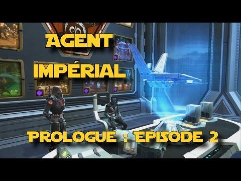 SWTOR : Agent Impérial : Prologue | Episode 2 : La menace gronde