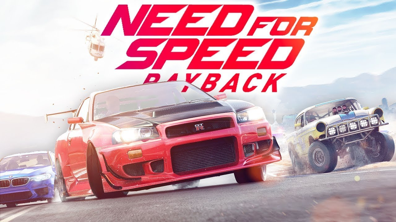 Need For Speed Payback Gameplay EA Play 2017 Demo PC 1080P 60 FPS
