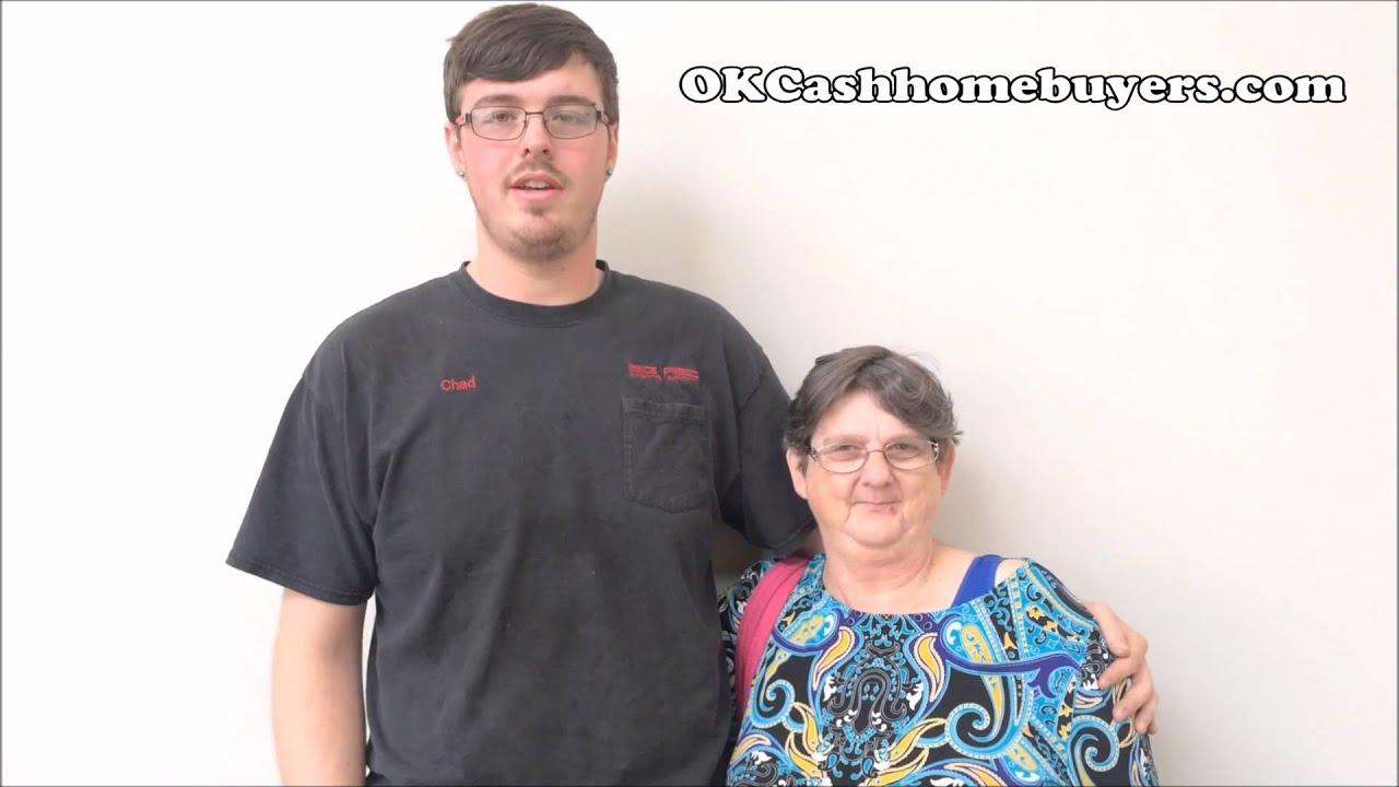 OK Cash Home Buyers Oklahoma City Testimonial