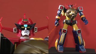 "Bandai ""Daltanious - Soul of chogokin GX-59"" part2 (Toys Addicted)"