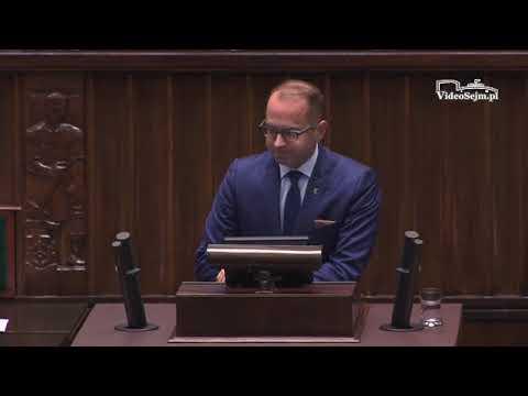 Michał Szczerba – wystąpienie z 12 grudnia 2017 r.